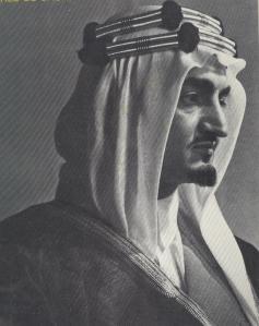 The saudi king and i book
