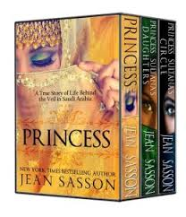 BOOKS ABOUT PRINCESS SULTANA Al-SAUD of Saudi Arabia, a Saudi activist for girls and women and education for all