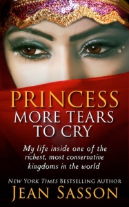 USA EDITION of my latest book about Saudi women