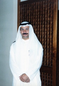 Soud was my translator and organizer during my time in Kuwait in 1991 after the liberation of Kuwait